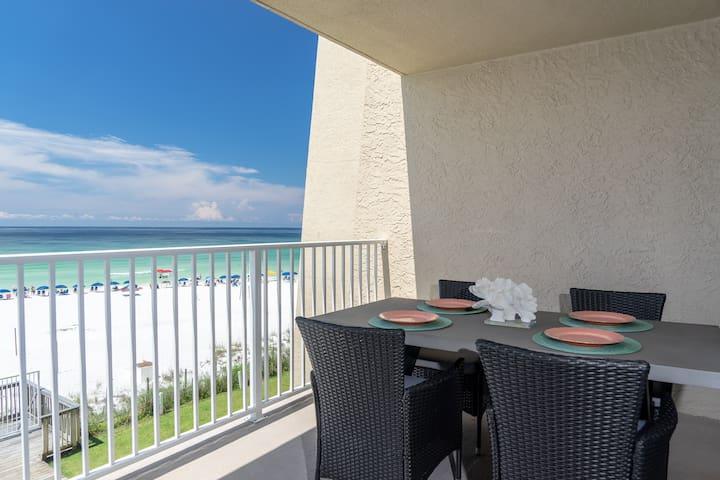 Your Beachfront Getaway