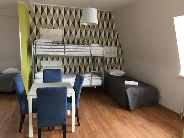 Bed in 6-Bed Dorm Ensuite