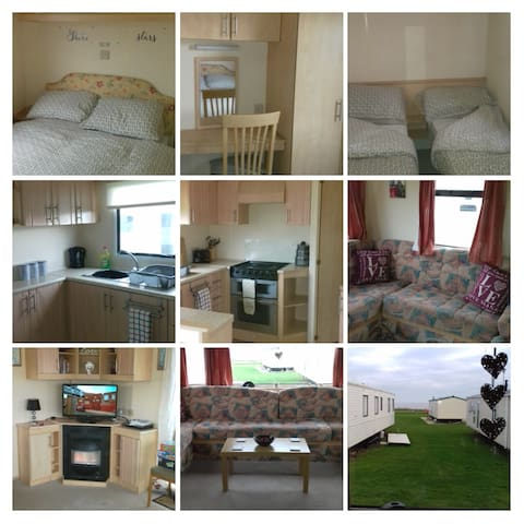 3 bedroom holiday home in Northumberland