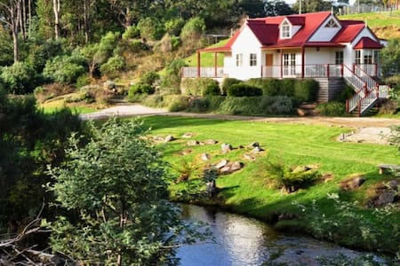 Crabtree River Cottages-Riverside-Relax and Enjoy