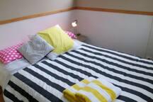 Second bedroom - sleeps 2