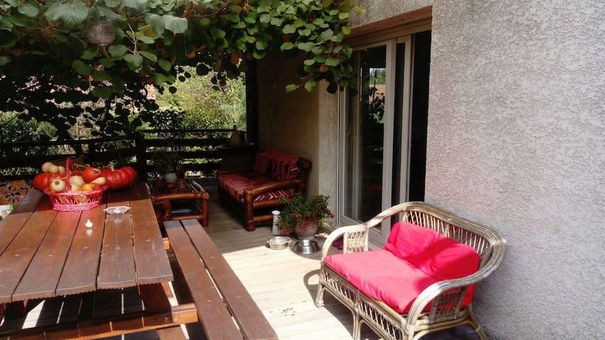 .chambre chez l'habitant sur EuroVélo6
