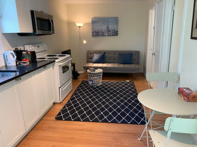 1 Bedroom Gem in Hintonburg - Near Downtown