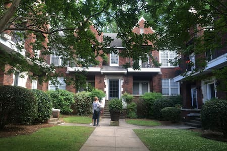 Historic Building in Highland Park - Birmingham - Pis