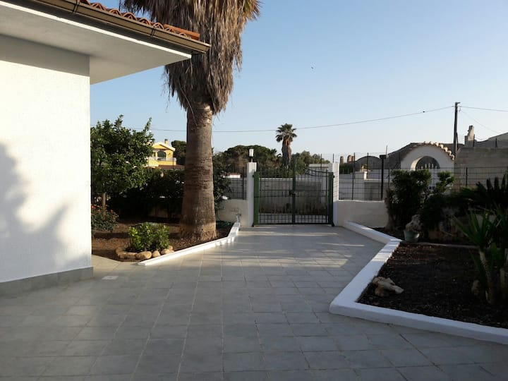 Villetta zona Penisola Maddalena - Siracusa