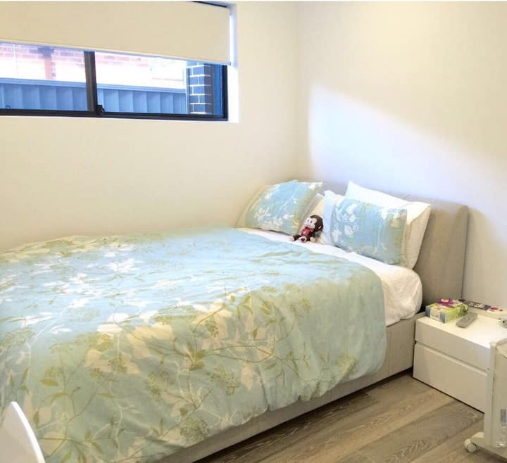 Master Bedroom with Own Ensuite