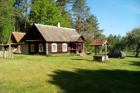 Country tourism farmstead for parties and relax - Dainiškės