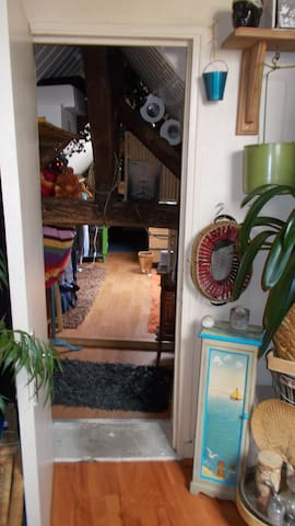 séjour pratique et sympa proche d'orly et de paris - Savigny-sur-Orge - Daire