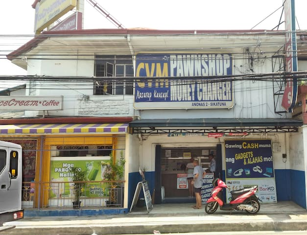 1BR(#5) in a quiet & safe place near UP, Maginhawa