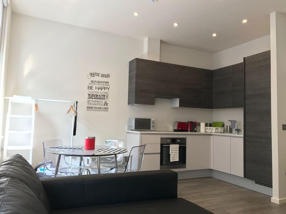 Modern 1 bedroom apartment near paddington appartements - Penthouse paddington londres en angleterre ...