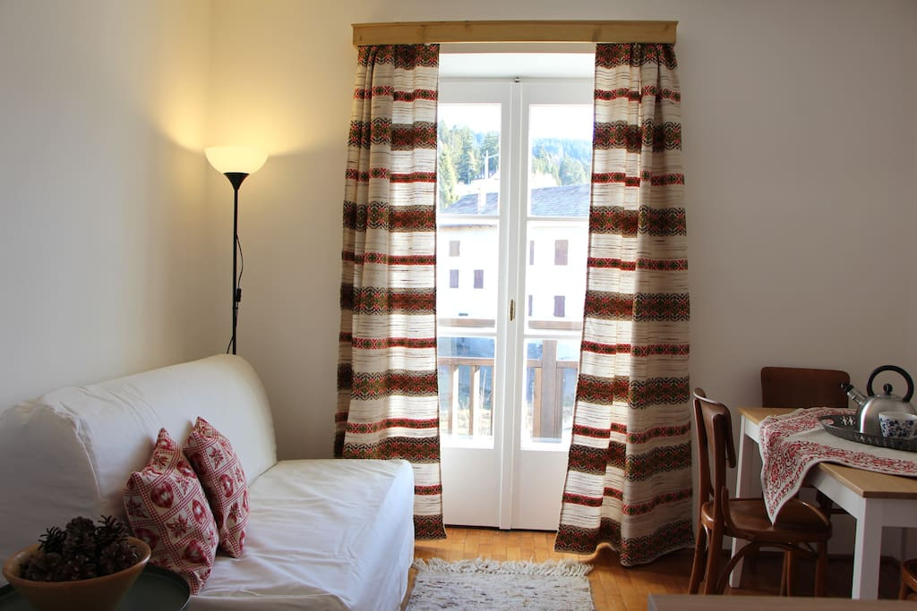 STUBE 6 - Soggiorno  -Living room