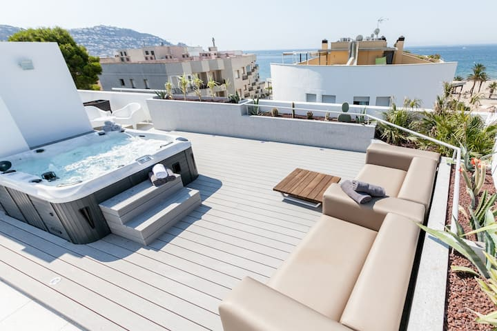 Vista Roses Mar - Vent de Mar (2.2)