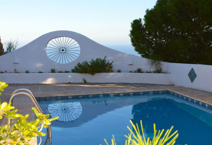 Andalusian Villa with splendid view