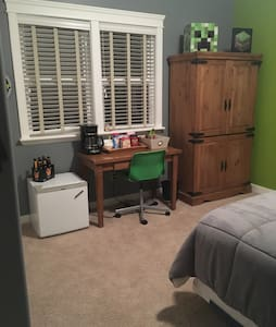 1 or 2 Bedrooms avail, close to PC - Kamas
