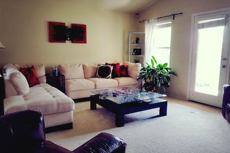 Your home away from home - Pflugerville - Rumah
