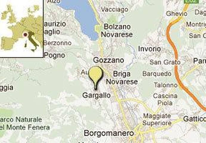 LE PALME alloggi per vacanza - Gargallo - Apartament