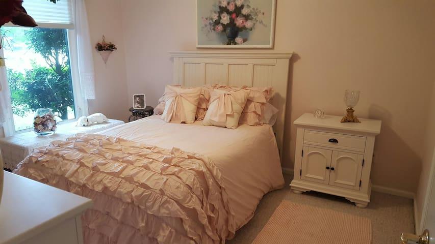 Second Bedroom, 4 miles from ocean - หาดเวอร์จิเนีย
