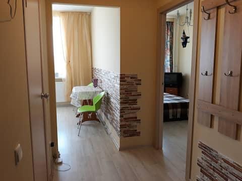 Квартира в Кудрово,  Пражская 15