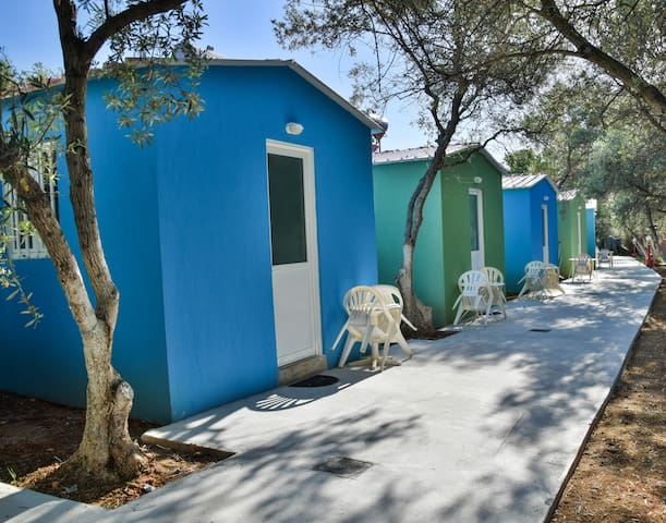 Camping Chania - Bungalow