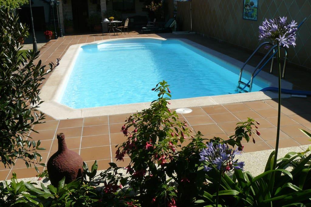 piscina de uso compartido