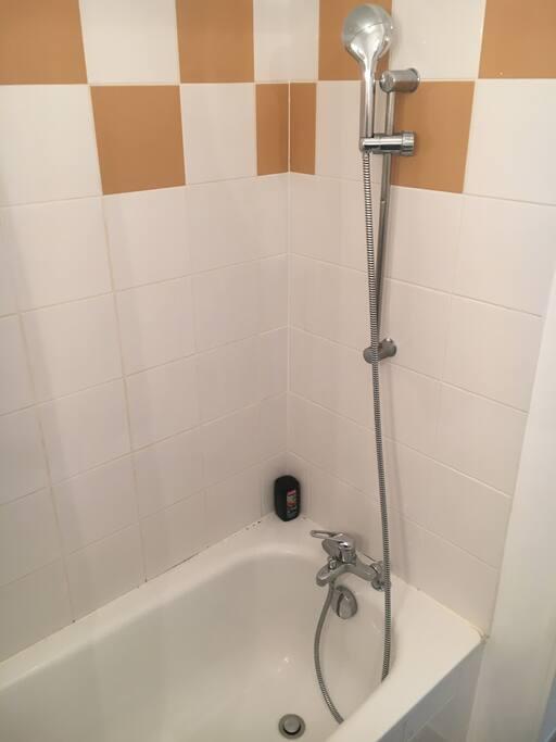 Baignoire / The bathtube