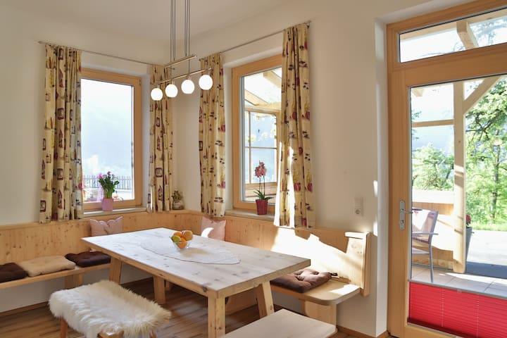 Wohnung mit 3 Schlafzimmern - Hippach-Schwendberg - Apartment