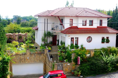 Zalakaros Villa Panoráma / Apartman 3 fő részére - Zalakaros - Daire