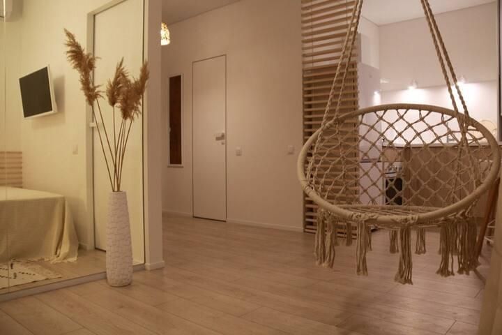 Новая , красивая квартира  в районе Аркадии