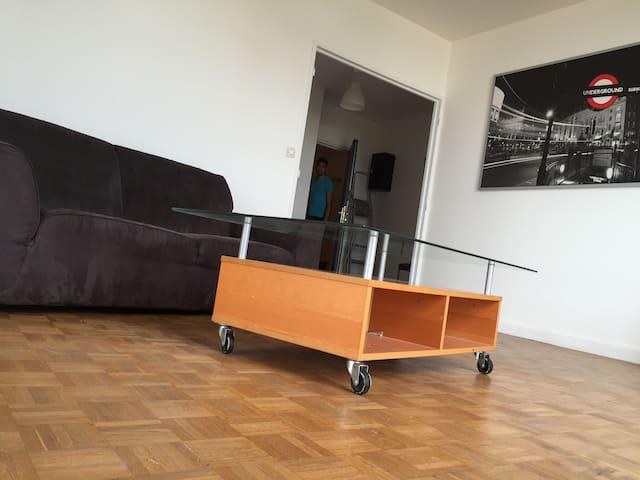 80 m2  Appart calme Magnifique vue - La Mulatière - Apartment