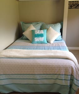 Private room double bed. - Merriwa