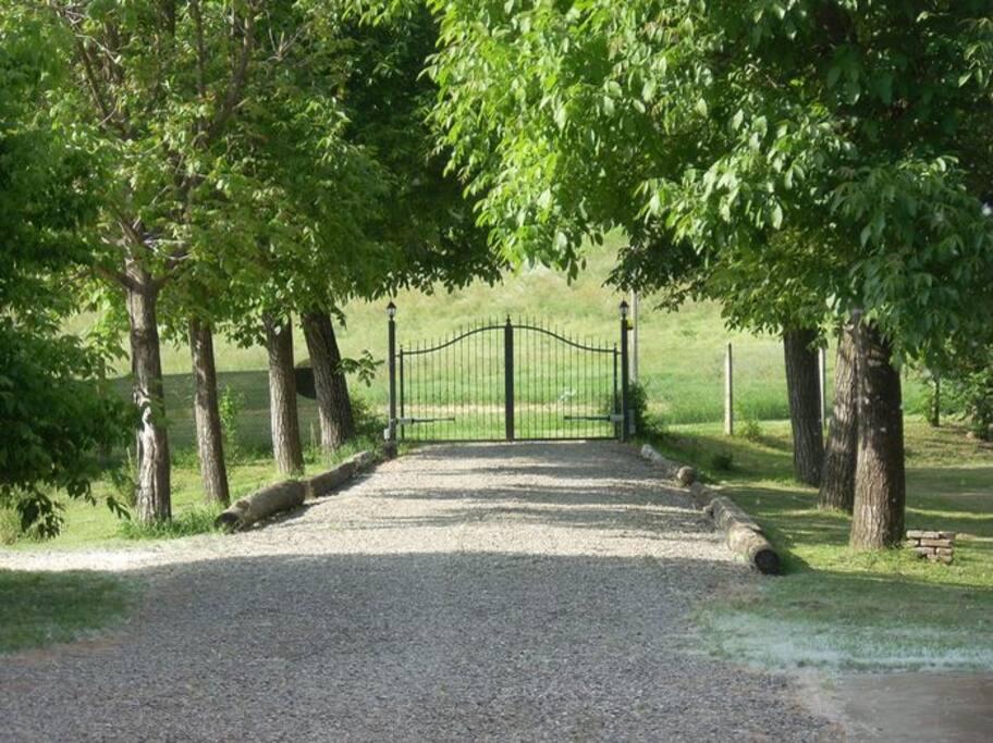 seconda entrata agriturismoCorteNigella