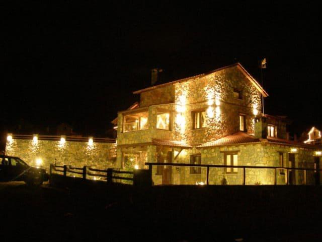 Amazing lux stone Vila 'kalinorisma' - Pella