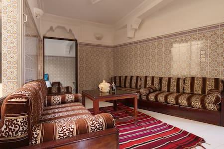 Grand appartement Marrakech en médina