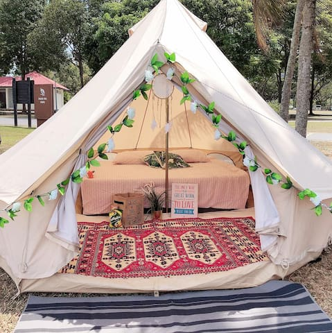 Glamping By The Sea