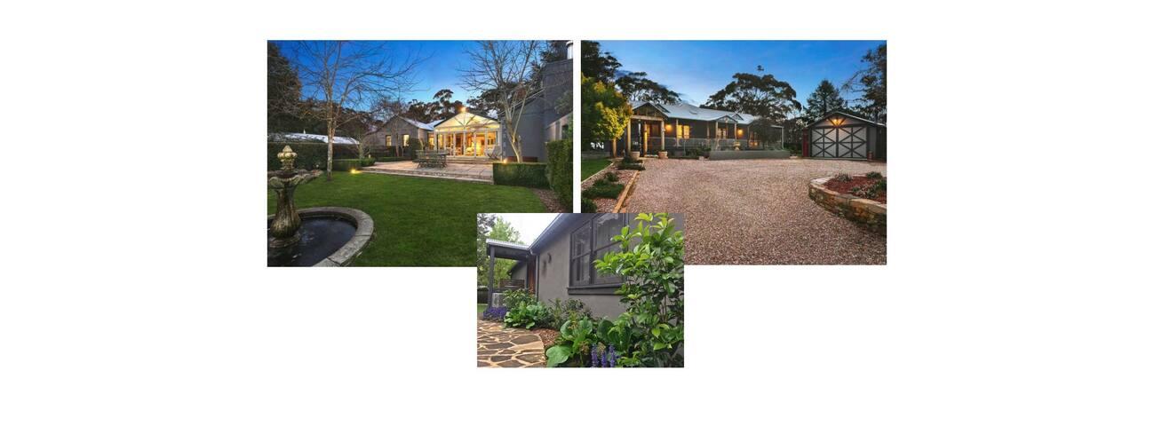 Elixir PLUS cottage - Sublime luxury & Space - Moss Vale - Rumah