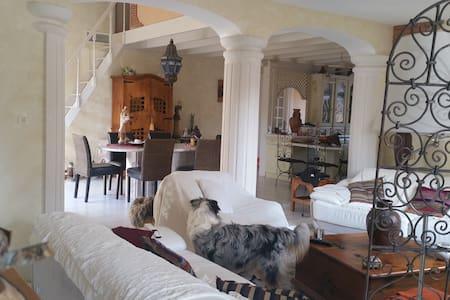 Magnifique maison  dans village des Pyrénées - Juillan - บ้าน