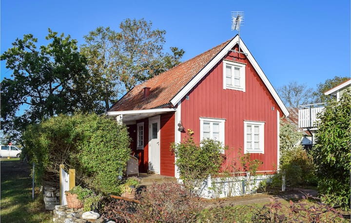 Nice home in Mörbylånga with 2 Bedrooms