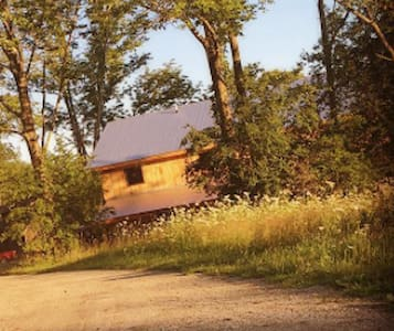 Cozy Vermont Artist Guesthouse- The Low room - Pownal - Andere