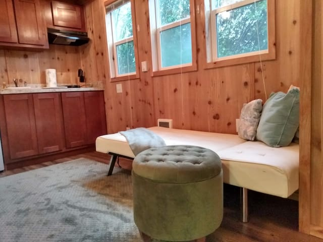 Glamping or Gateway to Nature: Newer Tiny for 2