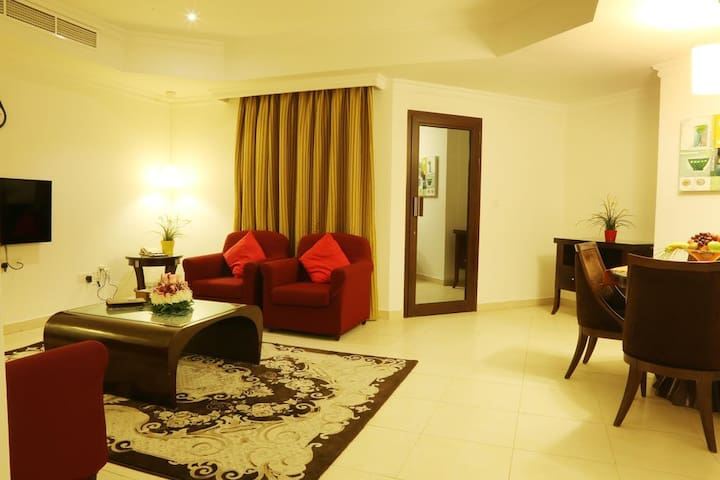 Family Two Bedroom Apartment 07