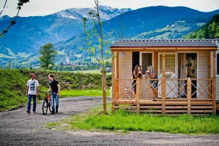 Private Mobilhäuser in Mitten der Natur 2