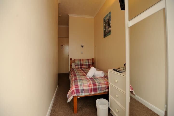 Economy Single Room with Ensuite Shower