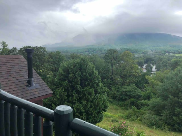 Fresh Vermont air with own balcony and best views in town