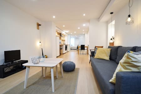 Ground floor COSY and CENTRAL - Saint-Gilles