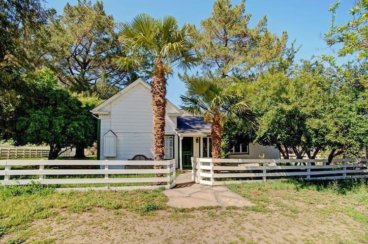 Cerro Pampa Polo Ranch Farm House