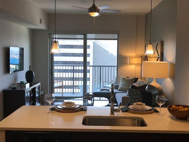 South Charlotte Luxury Mid Rise Condo