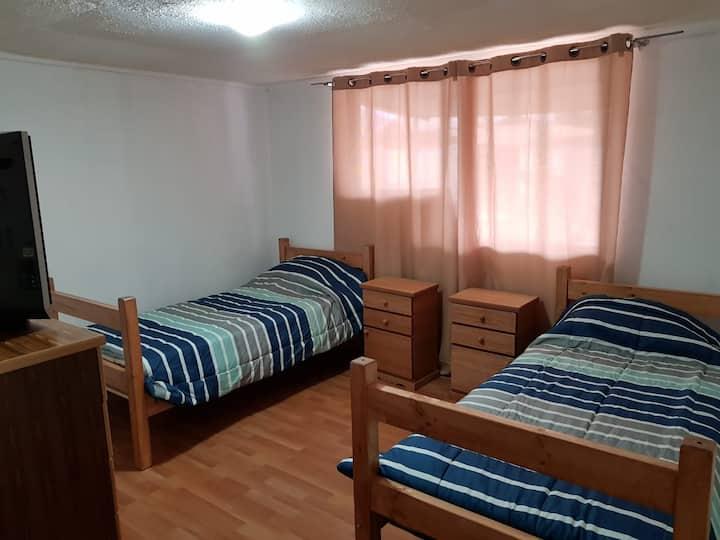 Alojamiento en Santa Maria de Aconcagua