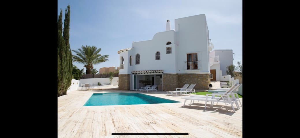 Mojacar Apartment Near the Beach with Private Pool