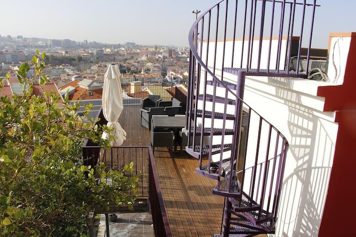 Lisbon Panorama I