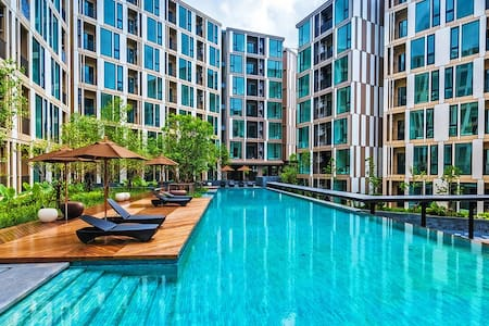 Luxury One Bedroom / Pool View / Phuket Town #U294